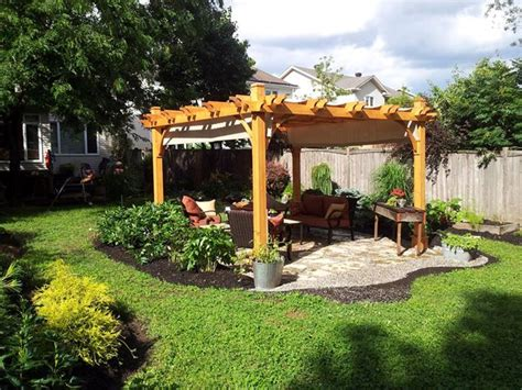 landscaping with pergolas my garden lessons learned garden design