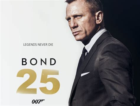 James Bond 25 Delayed To 2020 As New Director Is Announced
