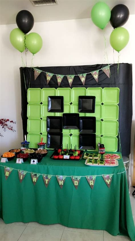10 Awesome Minecraft Party Ideas  Mum's Lounge
