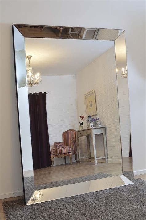 Mirrors Stunning Huge Wall Mirror Cheap Large Wall. Modern Benches. Cabinet Above Refrigerator. Cantilever Chair. Broom Storage Ideas. White Sofa. Before And After Kitchen Remodel. Fabric Upholstery. 3 Way Mirror