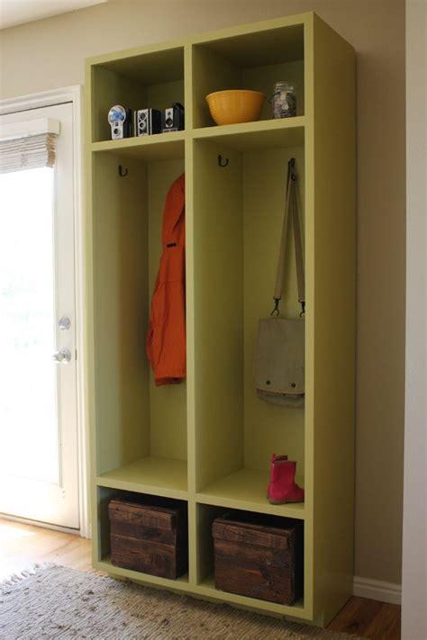 Mudroom Storage Lockers Woodworking Plans