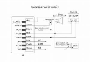 Bc2000  U2013 Sistem De Control Acces Standalone 1000 De