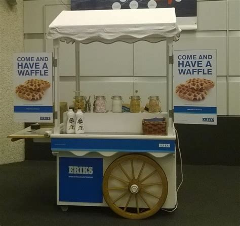 waffle carts corporate  private  festivals