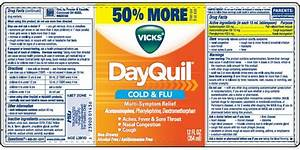 Vicks Dayquil Cold And Flu Multi