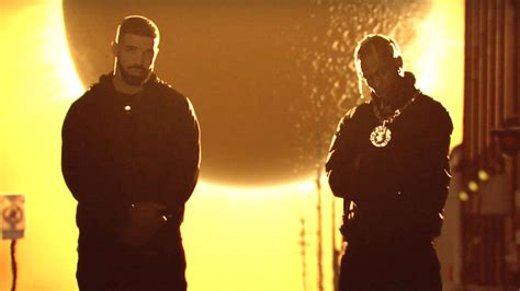 Travis Scott & Drake In Astroworld