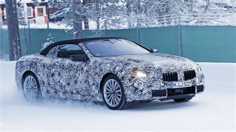 2018 Bmw 6 Series Convertible  Top Speed