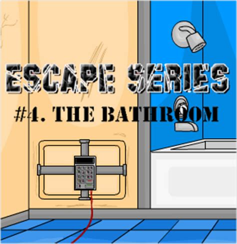 bathroom escape walkthrough noprops escape series 4 the bathroom walkthrough tips review