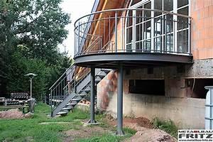 schlosserei metallbau fritz anbaubalkon With französischer balkon mit techniker garten und landschaftsbau stellenangebote