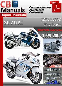 Suzuki Gsx R 1300 Hayabusa 1999