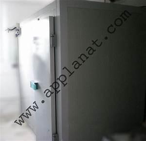 chambre froide negative avec plancher env 581 m3 With ratio dimensionnement chambre froide