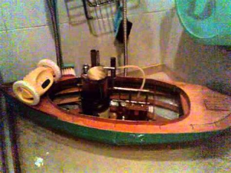 Model Boats Homemade by Home Made Model Steam Boat Water Test Youtube