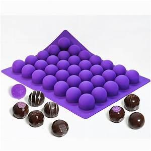 X-large Round Chocolate Mold