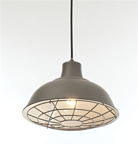light charcoal grey satin charcoal grey industrial ceiling light pendant cafe