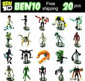 Aliexpress.com: Compre 20 pc/set venda quente Ben 10 Alien ...
