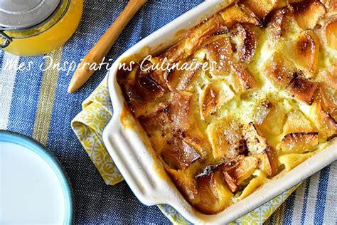cuisine clafoutis aux pommes recette clafoutis aux pommes le cuisine de samar