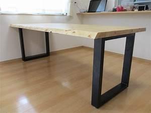 Tisch selber bauen f r individuelle einrichtung for Tisch bauen