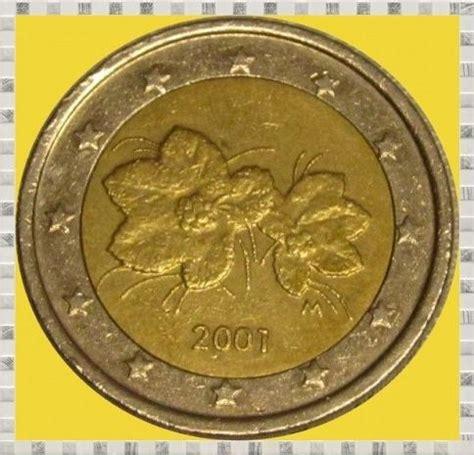 ist diese  euro muenze selten bzw viel wert geld