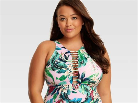 the best plus size swimwear to shop now chatelaine