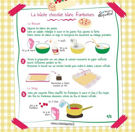 73 best recettes enfants images on illustrated