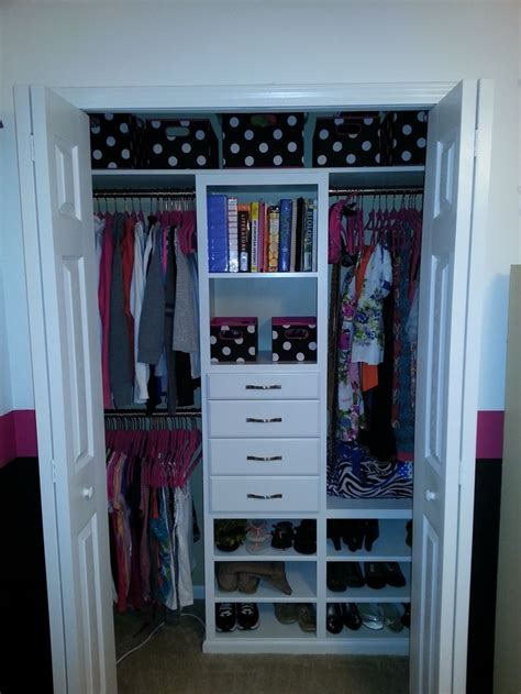 Closet Organization Project Ideas by Closet Get Organized In Style Free Step By Step Diy