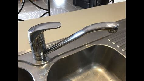 How To Tighten A Sink Mixer Tap   Sink Ideas