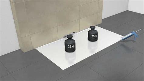 installazione doccia piatti doccia filo pavimento arredo bagno arredo bagno