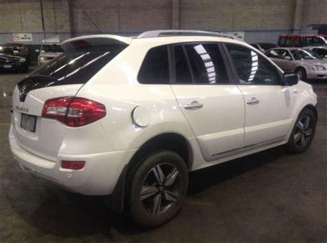 Renault Koleos 2014 Parts And Wreckers Wrecking Qld Vic Sa