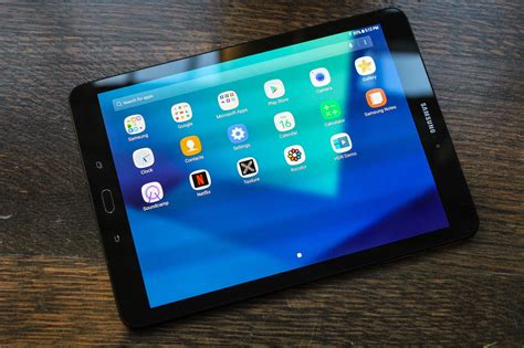 samsung galaxy tab s3 specs android central