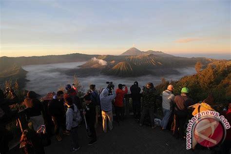 akses wisata  gunung bromo ditutup  nyepi antara