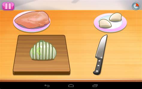 jeux cuisine