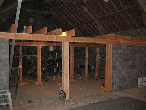 comment cr馥r une chambre dans un salon fabriquer une mezzanine construire une mezzanine ou un lit mezzanine monter une mezzanine sans clou ni vis d coration construire une