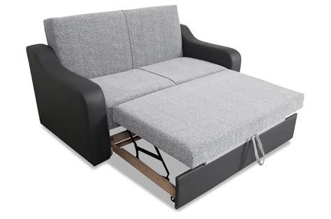 sofa mit schlaffunktion furntrade 2er sofa max grau sofas zum halben preis