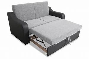 L Sofa Mit Schlaffunktion : furntrade 2er sofa max mit schlaffunktion grau sofas zum halben preis ~ Frokenaadalensverden.com Haus und Dekorationen