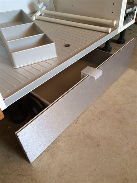 panier coulissant cuisine kit tiroir de plinthe 600 mm 5a1 cuisinesr ngementsbains