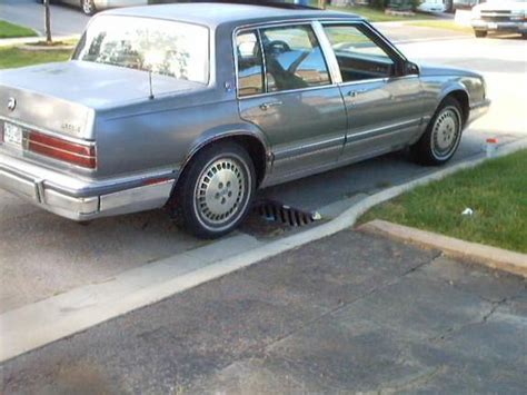 marcinh 1989 buick park avenue specs photos modification
