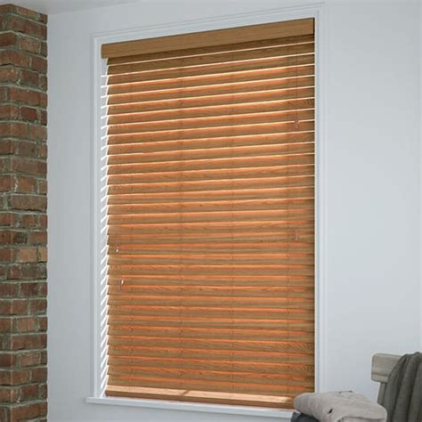 Wooden Blinds by Oak Wooden Venetian Blinds Savings On Faux Wood