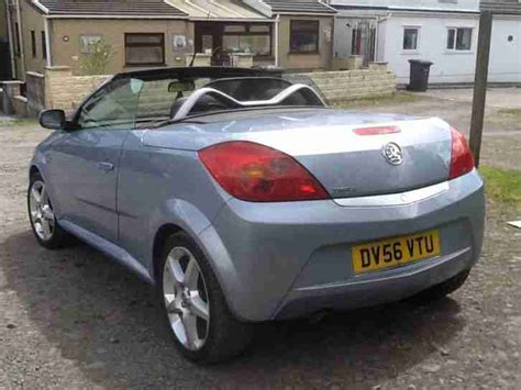 vauxhall convertible vauxhall tigra convertible 1 4 exclusive car for sale