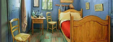 analyse du tableau la chambre de gogh la quot chambre de gogh quot est devenue réalité il est même