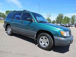 Find Used 1998 Subaru Forester L Wagon Awd 2 5 Automatic