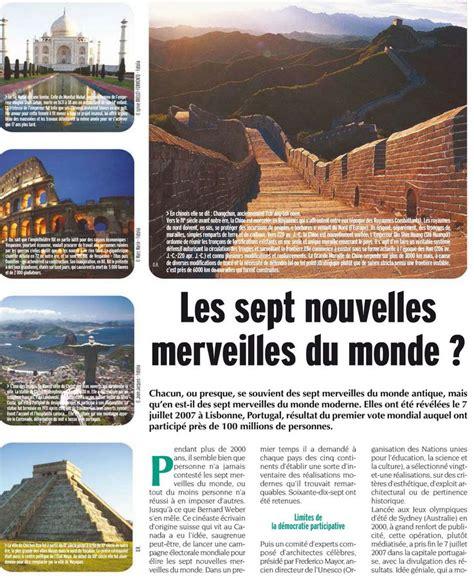 sept merveilles du monde moderne les sept merveilles du monde moderne 28 images les 7 merveilles du monde 1000 merveilles