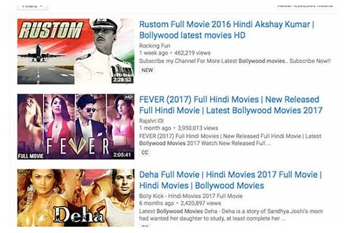 new movies 2017 hindi bollywood download