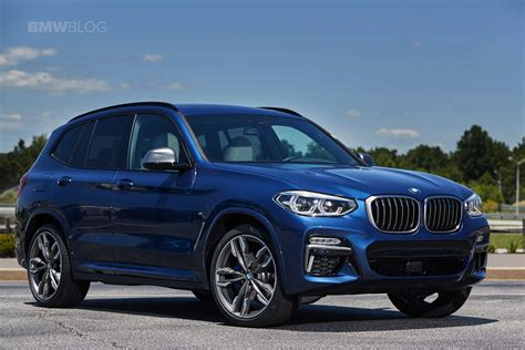 first bmw 2018 bmw x3 m40i first ride i new cars