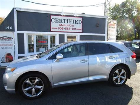 car owners manuals for sale 2012 toyota venza instrument cluster used 2012 toyota venza for sale in new jersey carsforsale com 174