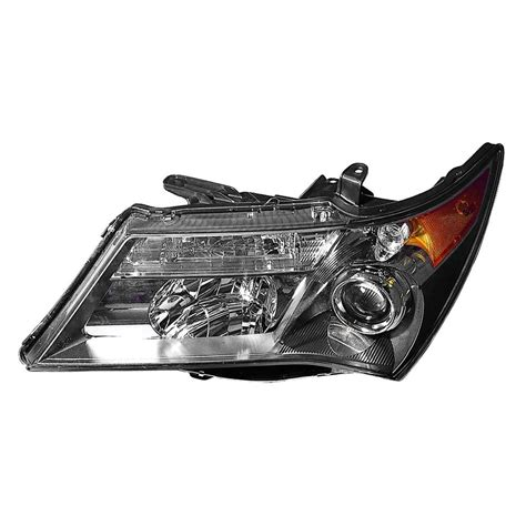Acura Mdx Headlights by Depo 174 Acura Mdx 2007 2009 Replacement Headlight Unit