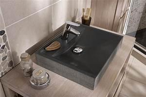Salle De Bain Plan De Travail : quelles mati res pour un plan de travail de salle de bain ~ Melissatoandfro.com Idées de Décoration