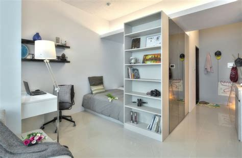 1 Zimmer Wohnung Einrichten  13 Apartments Als Inspiration