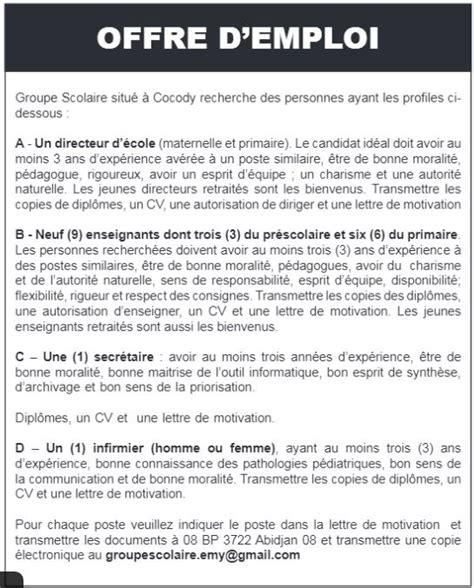 offre emploi secretaire medicale 77 offre d emploi secretaire medicale 77 28 images un pas vers l emploi laetitia colombies