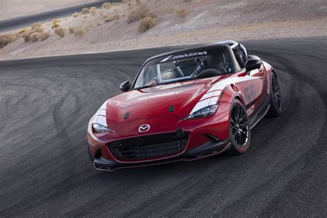 2018 Mazda Mx 5 Miata Cup Race Car Front Photo Size