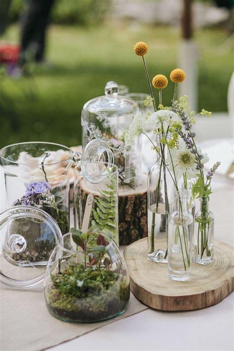 20 unique rustic terrarium wedding centerpieces rustic