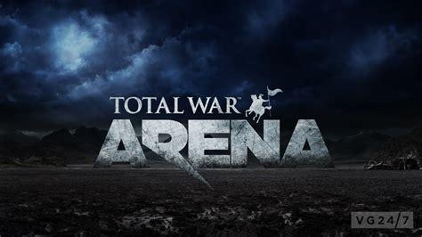 total war arena gameplay   livestreamed